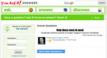 Thumbnail Questions And Answers Website  PHP Script like Yahoo Answers