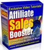 Thumbnail Affiliate Sales Booster -  Video Tutorials - Increase Your Affiliate Commissions By 600 Or More