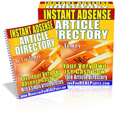 Pay for Instant Adsense Article Directory
