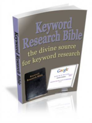 Pay for Keyword Research Bible - With Master Resell Rights