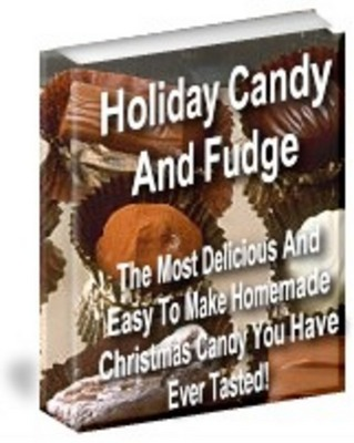 Pay for Holiday Candy and Fudge with PLR