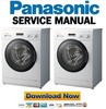 Thumbnail Panasonic NA 107VC4 107VC4WAS Service Manual & Repair Guide