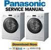 Thumbnail Panasonic NA 127VB3 127VB3WAS Service Manual & Repair Guide