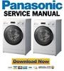 Thumbnail Panasonic NA 127VB3 127VB3WRU Service Manual & Repair Guide
