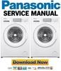Thumbnail Panasonic NA 127VC6 127VC6WES 127VC6WFR Service Manual & Repair Guide