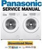 Thumbnail Panasonic NA 127VC6 127VC6WGN 127VC6WPL 127VC6WTA Service Manual