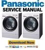 Thumbnail Panasonic NA 128VA2 Service Manual & Repair Guide