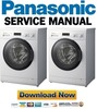 Thumbnail Panasonic NA 128VB3 128VB3WGB Service Manual & Repair Guide