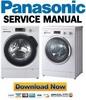 Thumbnail Panasonic NA 128VB4 128VB4WES 128VB4WFR 128VB4WTA Service Manual