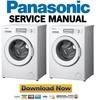 Thumbnail Panasonic NA 128VB6 128VB6WES 128VB6WFR 128VB6WTA Service Manual