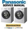 Thumbnail Panasonic NA 140VX3 Service Manual & Repair Guide