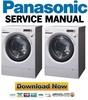 Thumbnail Panasonic NA 147VB2 Service Manual & Repair Guide