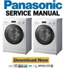Thumbnail Panasonic NA 147VB3 Service Manual & Repair Guide