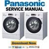 Thumbnail Panasonic NA 147VC6 147VC6WGN 147VC6WNR 147VC6WPL Service Manual