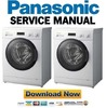 Thumbnail Panasonic NA 148VB3 148VB3WRU Service Manual & Repair Guide