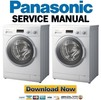 Thumbnail Panasonic NA 148VB4 148VB4WDE 148VB4WTA Service Manual & Repair Guide