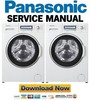Thumbnail Panasonic NA 148VB5 148VB5WGB Service Manual & Repair Guide