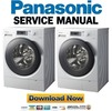 Thumbnail Panasonic NA 148VG3 Service Manual & Repair Guide