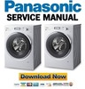 Thumbnail Panasonic NA 148VX3 Service Manual & Repair Guide