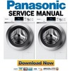 Thumbnail Panasonic NA 148XR1 148XS1 Service Manual & Repair Guide
