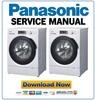 Thumbnail Panasonic NA 168VG3 Service Manual & Repair Guide