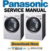 Thumbnail Panasonic NA 168VX2 Service Manual & Repair Guide