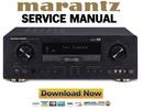Thumbnail Marantz AV9000 Service Manual and Repair Guide