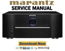Thumbnail Marantz MM7055 Service Manual and Repair Guide
