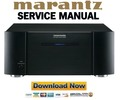 Thumbnail Marantz MM8003 Service Manual and Repair Guide
