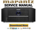 Thumbnail Marantz MM8077 Service Manual and Repair Guide
