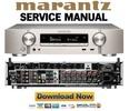 Marantz NR1506 Service Manual and Repair Guide
