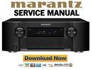 Thumbnail Marantz SR5005 Service Manual and Repair Guide