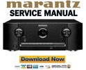 Thumbnail Marantz SR5006 Service Manual and Repair Guide