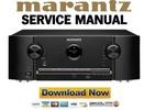 Thumbnail Marantz SR5007 Service Manual and Repair Guide