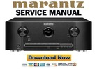 Thumbnail Marantz SR5008 Service Manual and Repair Guide