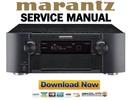 Thumbnail Marantz SR6004 Service Manual and Repair Guide