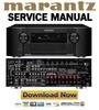 Thumbnail Marantz SR6005 Service Manual and Repair Guide