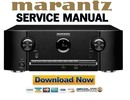 Thumbnail Marantz SR6006 Service Manual and Repair Guide