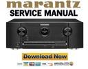 Thumbnail Marantz SR6007 Service Manual and Repair Guide