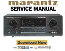 Thumbnail Marantz SR6300 SR5300 Service Manual and Repair Guide