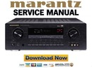 Thumbnail Marantz SR7000 SR8000 Service Manual and Repair Guide