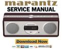 Thumbnail Marantz ZC4001 Service Manual and Repair Guide