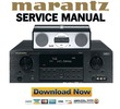 Thumbnail Marantz ZR6001 ZR6001SP Service Manual and Repair Guide