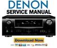 Thumbnail Denon AVR-2311CI 2311 891 Service Manual & Repair Guide