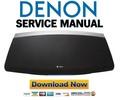 Thumbnail Denon HEOS 7 Service Manual & Repair Guide