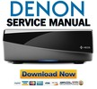 Thumbnail Denon HEOS LINK Service Manual & Repair Guide