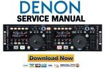 Thumbnail Denon DN HC4500 Service Manual & Repair Guide