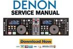 Thumbnail Denon DN-HC5000 Service Manual & Repair Guide
