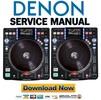 Thumbnail Denon DN S3700 Service Manual & Repair Guide