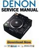 Thumbnail Denon DN S700 Service Manual & Repair Guide